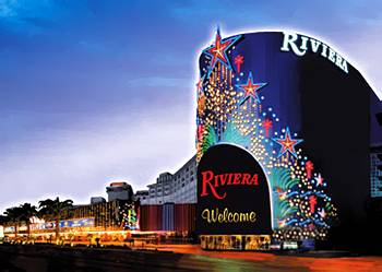 The Riviera Casino and Hotel - Las Vegas, NV