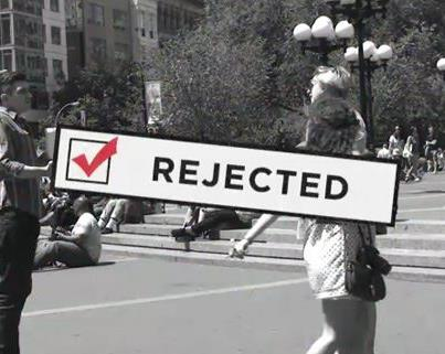 MTV Guy Code Rejected